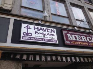 Haven Body Arts